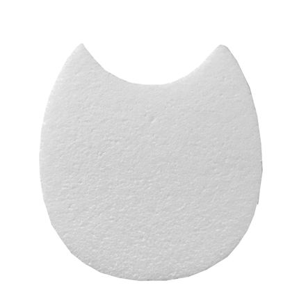 Foam clay basic uiltje - 2