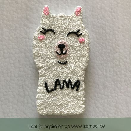 Foam Clay basic lama 2  - 3