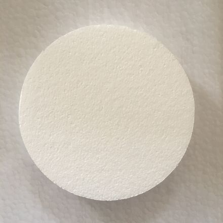 Foam clay basic Rond schijfje  - 5