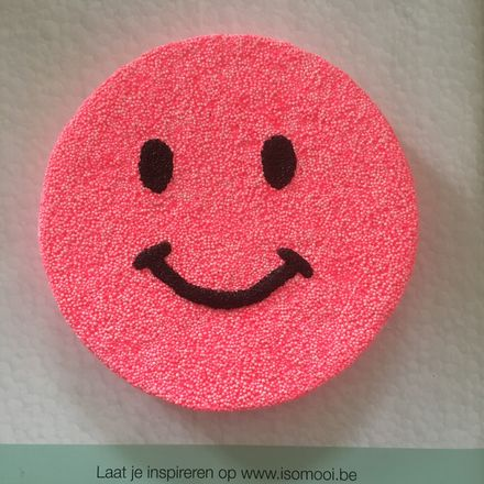 Foam clay basic Rond schijfje  - 6
