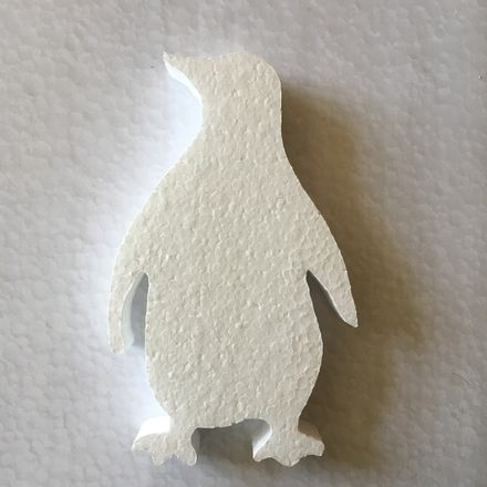 Foam Clay Pinguin  - 2